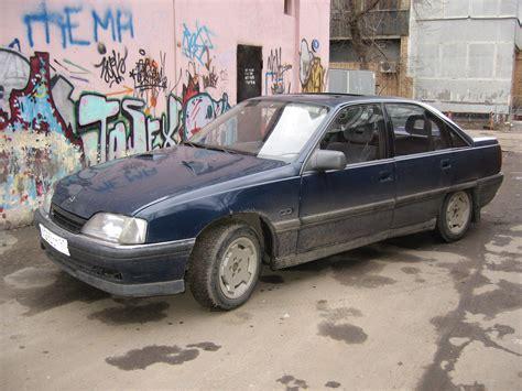 1992 Opel Omega Partsopen