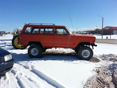 1971 jeep wagoneer 1971 jeep grand wagoneer manual for sale in rapid city