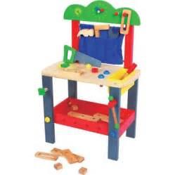 Child S Tool Bench Lelin Wooden Wood Workbench Childrens Kids Workstation