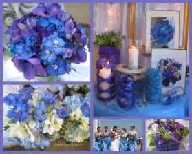 blue and purple wedding decorations the wedding specialists