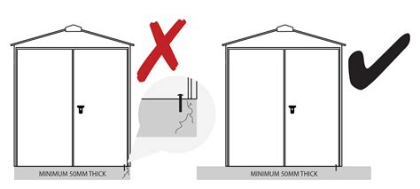 How To Level Ground For A Shed by School Storage Delivery Installation Of School Storage