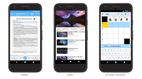 android instant pian useammat android sovellukset voivat toimia ilman asentamista mobiili fi