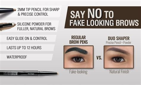 Maybelline Fashion Brow Duo Shaper maybelline fashion brow duo shaper brown lazada ph