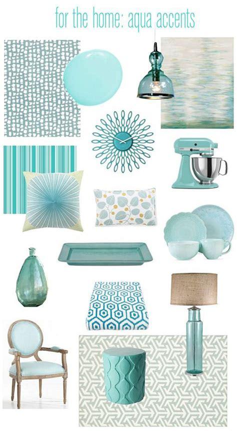 aqua blue home decor family room inspiration ideas