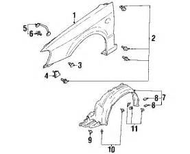 2004 Subaru Outback Exhaust System Diagram 2004 Subaru Outback Parts
