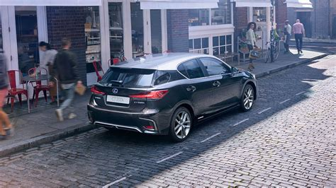 lexus ct200 2018 lexus ct luxury self charging hybrid compact lexus europe