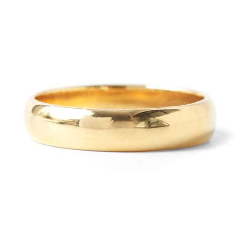 Wedding Band by Catbird Classic Wedding Band World Band