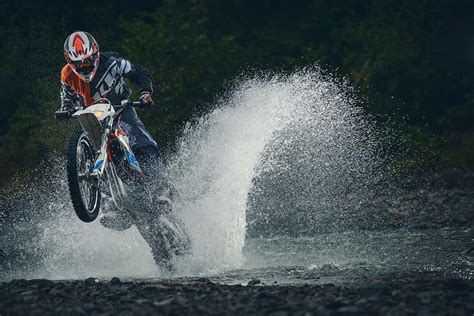 Ktm Freeride E Price In Usa Electric The Ktm Freeride E Is Finally Ready For
