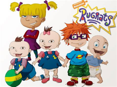 rugrats be my the rugrats by kiratheartist on deviantart