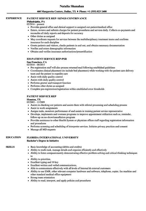 customer service representative resume sample new academic skills