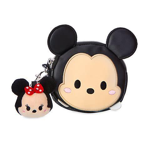 Tsum Tsum Pouch Mickey Minnie mickey mouse tsum tsum coin purse