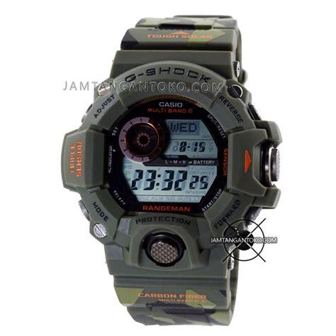 Jam Tangan G Shock Gg1000 Hijau harga sarap jam tangan g shock rangeman gw 9400cmj 3