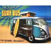 VOLKSWAGEN KOMBI VAN SURFING WAGON PROJECT FOR SALE VW