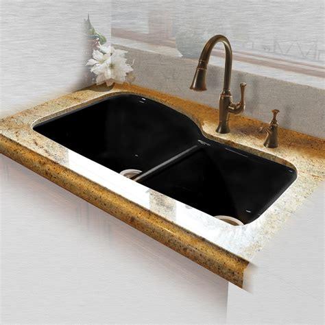 ceco kitchen sinks ceco dockweller offset bowl undermount kitchen sink