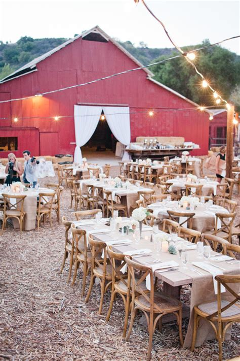 rustic wedding reception ideas falling in with these great fall wedding ideas