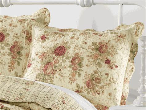 antique rose comforter set antique rose quilt set