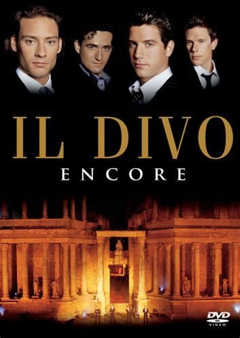 il divo cds il divo cd s dvd s il divo photo 22556761 fanpop
