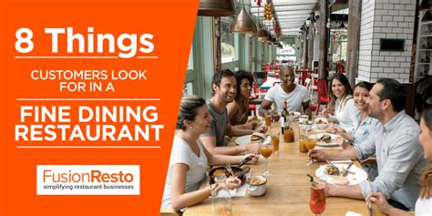 8 Things To Look For In A by Importance Of The Ambience Of Restaurant In It S Success