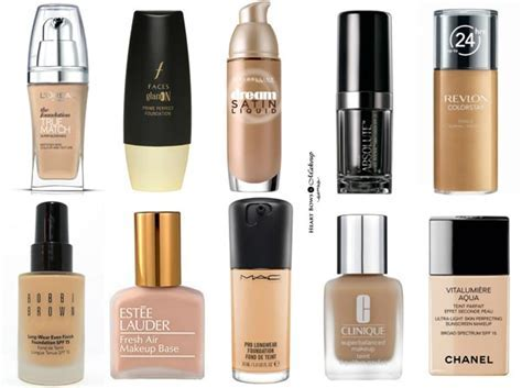 10 Best Foundations in India For Combination Skin: Prices