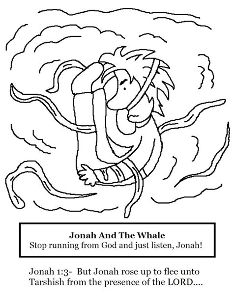 coloring pages jonah and the big fish jonah and the big fish coloring page az coloring pages