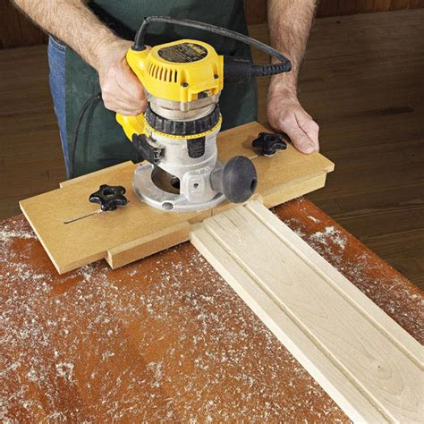 woodworking jigs and fixtures right on the money fluting jig woodworking plan from wood