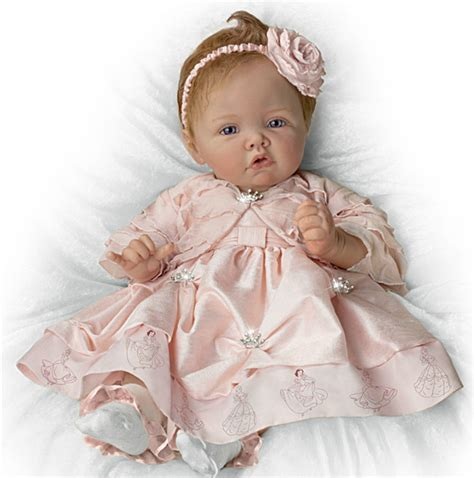 Ashton Kutcher Dress Up Doll by Pretty As A Princess Baby Doll By Ashton Pretty As A