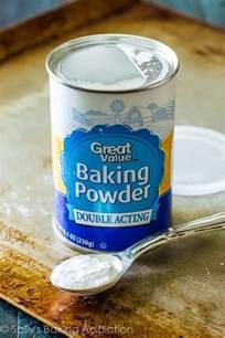 baking basics baking powder vs baking soda sallys