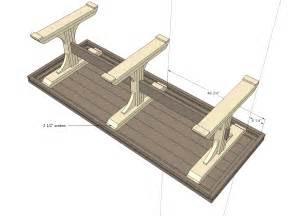 pedestal table plans how to build wood pedestal table base plans pdf plans