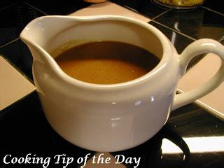 kitchen tip of the day what are some knife safety tips cooking tip of the day recipe brown gravy