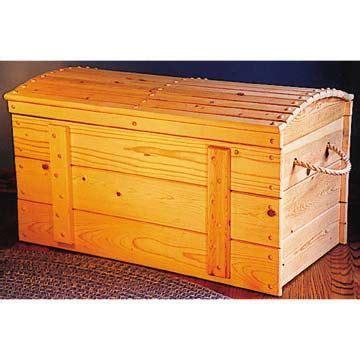 treasure chest toy box plan gage big boy room