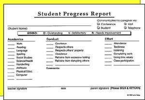 8 Progress Report Templates   Excel PDF Formats