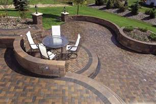 Paver Patio Design Backyard Patio Ideas For The Outdoor More Functional Traba Homes