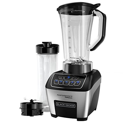 Black Decker Mixer Promoo black decker fusionblade blender with digital controls stainless steel bl6010