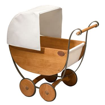 wooden stroller for baby toys cute comes in small