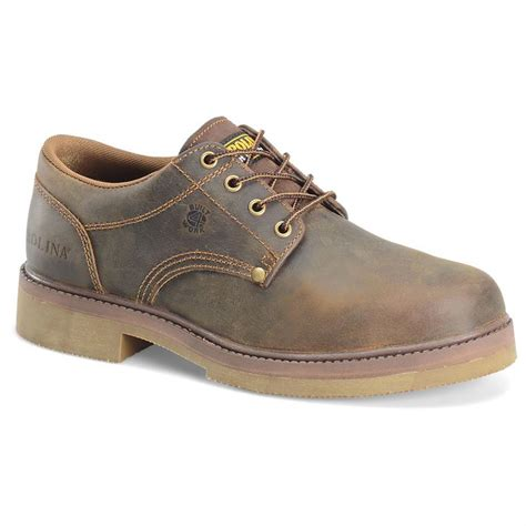 mens steel toe sneakers s carolina steel toe smooth sole oxford shoes 612062