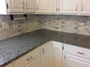 Kitchen Tile Backsplash Ideas With Granite Countertops granite countertops kitchen backsplash tile related