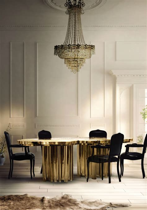 Gold Dining Room Light How To Spruce Up Your Space With Gold Dining Room Lights