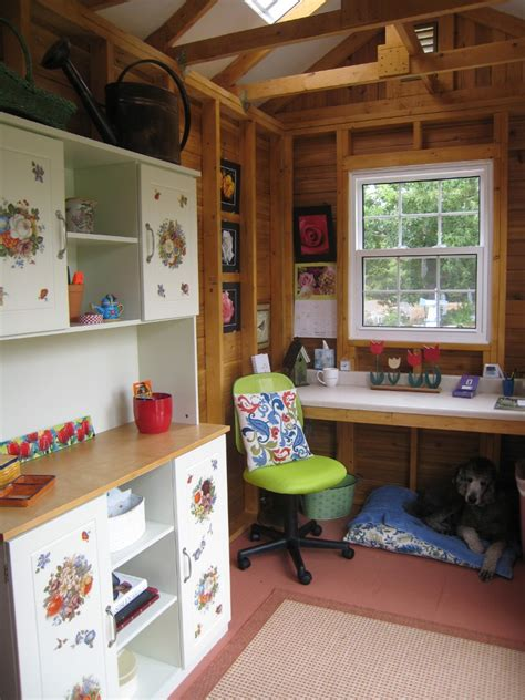 she shed interiors she shed she shed backyard shed for women backyard studio