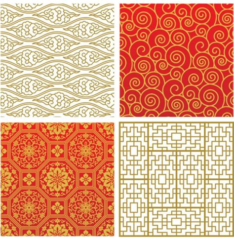 pattern photoshop oriental elegant asian style seamless patterns welovesolo