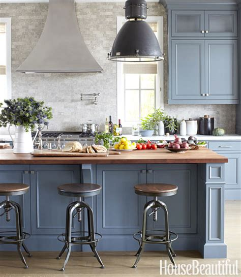 gray blue kitchen cabinets blue gray cabinets contemporary kitchen farrow