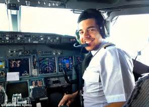 ryanair s 24 year pilot who learned to fly before he