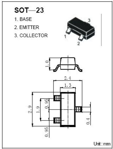 ss8050 transistor equivalent datasheet ss8050三极管引脚图 电子发烧友网