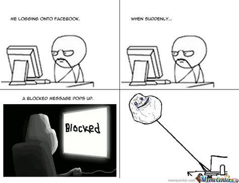 Blocked Meme - blocked from facebook memes image memes at relatably com