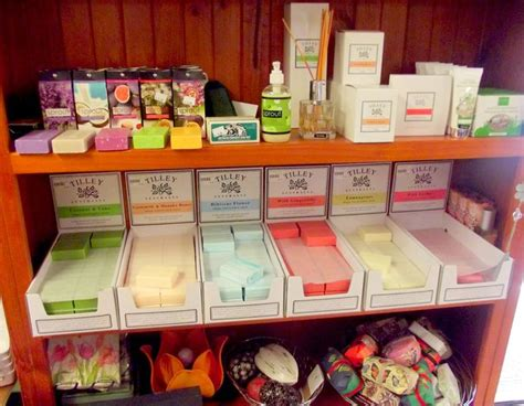 Natural Materials tilley soap and room diffusers shop chinchilla garden