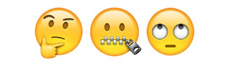 emoji zipped mouth apple the two woman crusade
