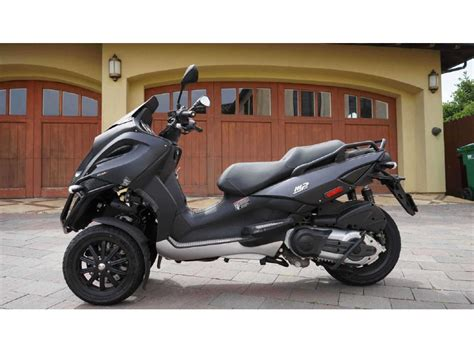 2010 piaggio mp3 500 motorcycles for sale