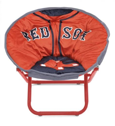 awardpedia mlb boston sox toddler saucer chair