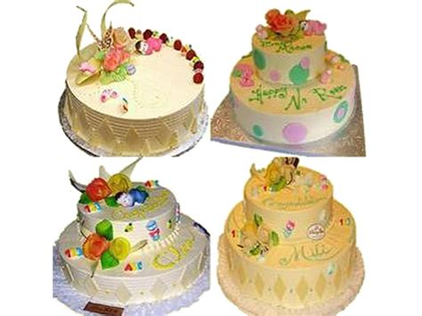 Classic Baby Shower Cakes classic babyshower cakes