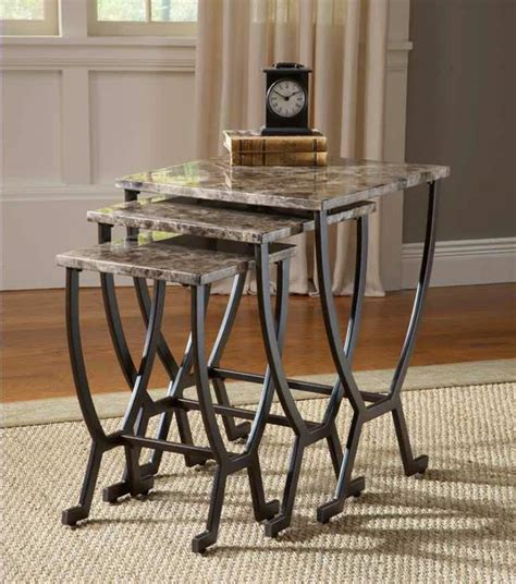 marble top nesting tables marble top nesting tables colour design the