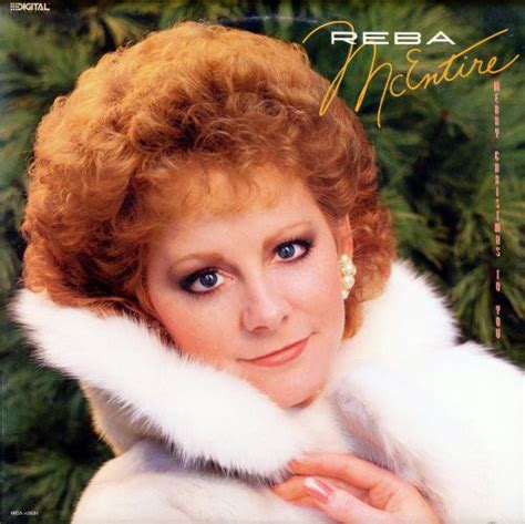 reba mcentire merry christmas   releases discogs